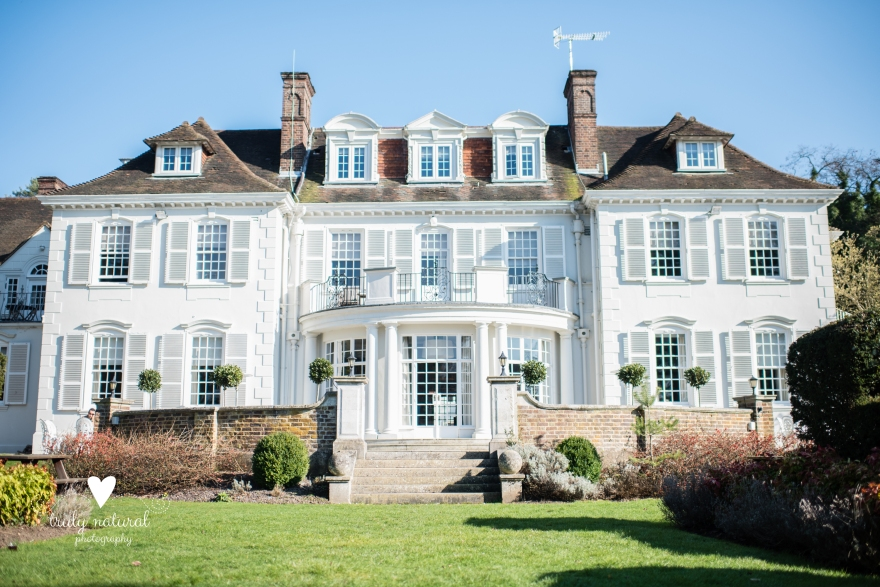 Gorse Hill - a beautiful ManirHouse for weddings