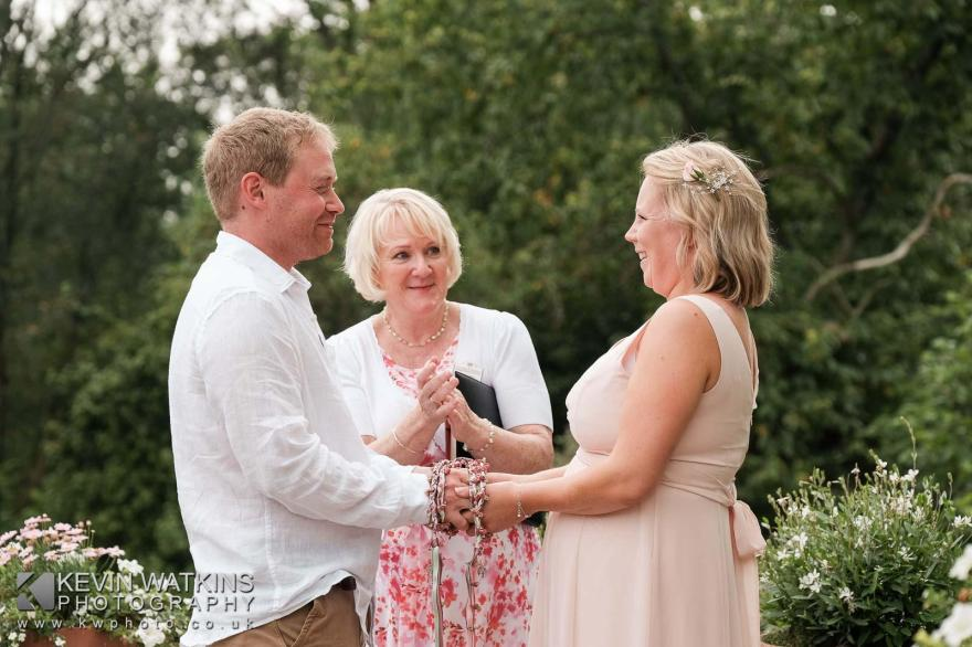 Happy HandFasting Completed