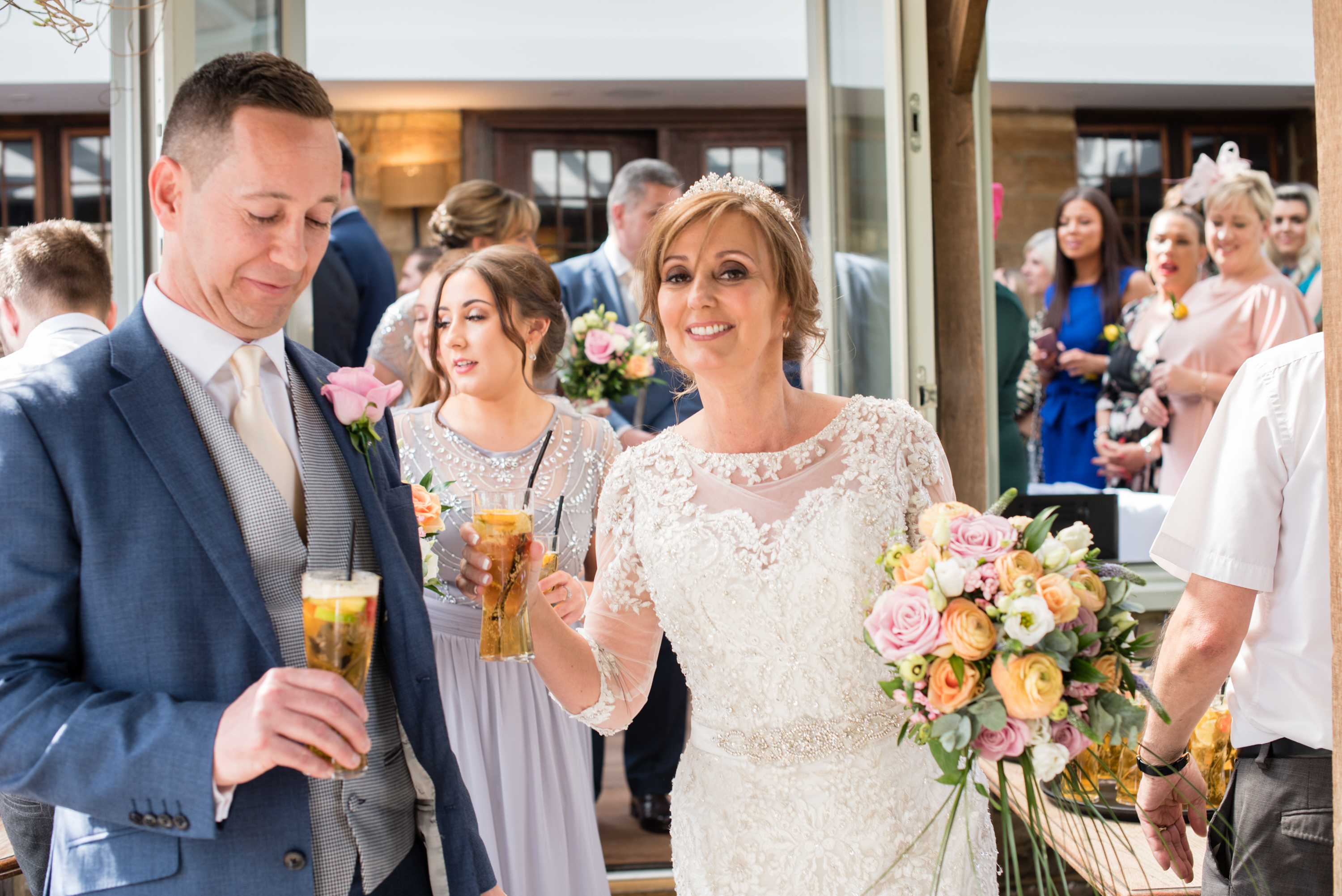 A boutique wedding in Kent
